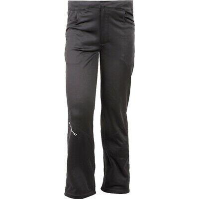 Motorfist Men's Hydro Fleece Pants - Moisture Wicking Breathable - Black