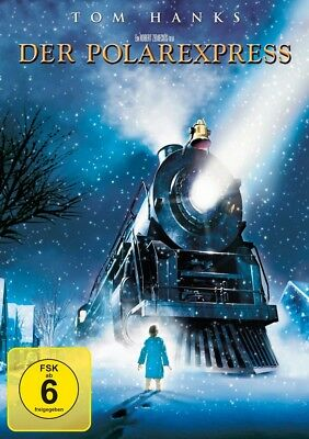 Der Polarexpress DVD NEU OVP Tom Hanks