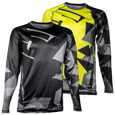 509 Men's FZN Level 1 Lightweight Technical Base Layer Shirt - Black Ops or Lime