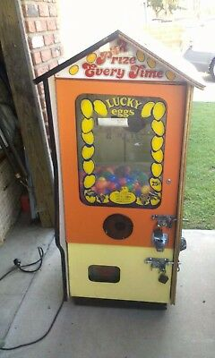 Lucky Egg Vending Machine Arcade Game - May Deliver Locally - Prefer Pick Up