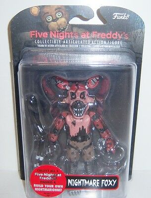 Five Nights at Freddy's Nightmare Foxy Series 2 - New In Package - Funko