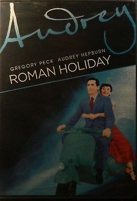 Willam WYLER's ROMAN HOLIDAY (1953) Gregory Peck Audrey Hepburn Eddie Albert