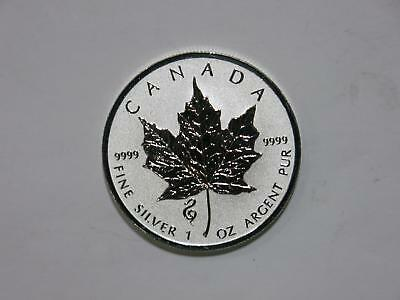 Canada 2013 $5 Dollars 1Oz 9999 Silver Snake Privy Frosted Coin Collection Lot B