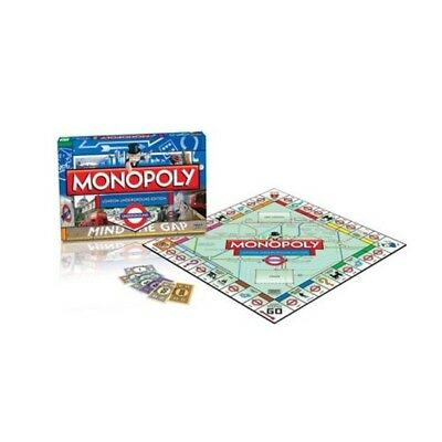 London Underground Monopoly Board Game