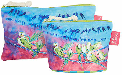 Leoma Lovegrove 2-pc. Party Line Cosmetic Bag Set One Size Party line