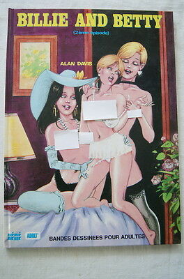 Billie And Betty Tome 2 Alan Davis Bd Adultes
