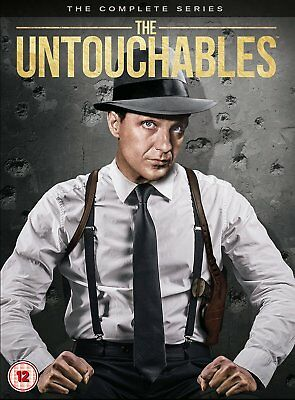 The Untouchables - The Complete Series [DVD],