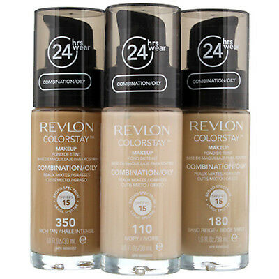 Revlon Colorstay 24hrs Makeup Foundation Combination/Oily 30ml