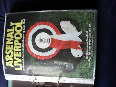 Arsenal V Liverpool Semi Final Fa Cup 1980 And Replay