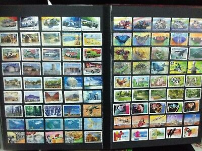 100 Australia Kiloware Used stamps off Paper - buy 2 - 5 lots ( all different )