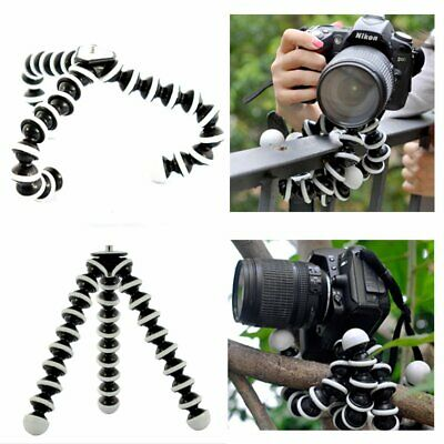 Flexible 360° Rotation Octopus Tripod Stand For Nikon Canon Sony GoPro 6 5 4 3+