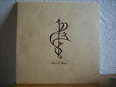 Mourning Beloveth - Rust & Bone Lp, My Dying Bride, Anathema