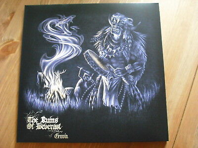 The Ruins Of Beverast - Exuvia Lim. Edition Double Vinyl Red/splatter Urfaust