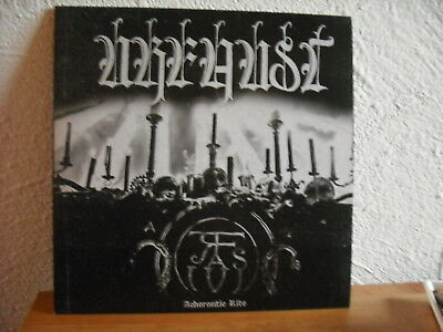 Urfaust - Acherontic Rite Live Lp Splatter Vinyl Limited 99!!! The Devil`s Blood