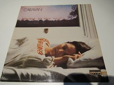Caravan - For girls who grow plump in the night - Vinyl - UK Deram 1st press VG+