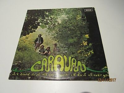CARAVAN If i Could Do It All over Again LP 1970 UK 1st Press DECCA SKL-R 5052