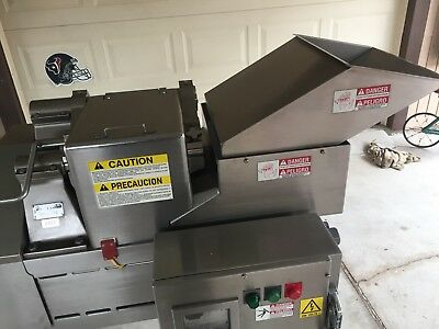 Urschel Dicer Model G-AExcellent Condition Only Used 30 Days