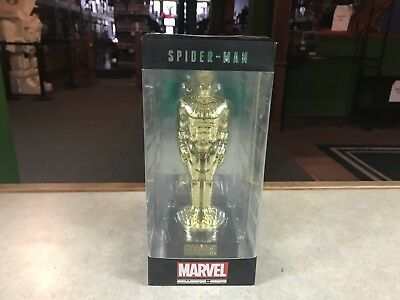 Funko Figure MIB - Marvel Collector Corps Founder 2016 SPIDER-MAN Trophy Statue