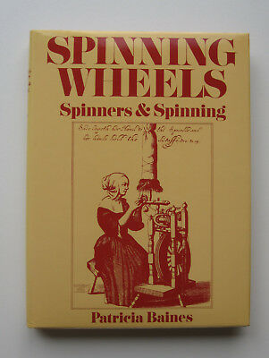 Patricia Baines - Spinning Wheels - ISBN 0713408219