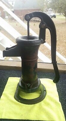 Vintage Antique Littlestown Hardware & Foundry Cast Iron Well Water Pump L32