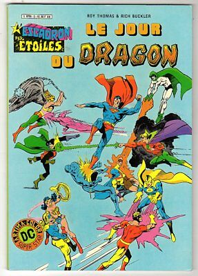 Marvel Artima Color Super Star L'ESCADRON DES ETOILES JOUR DU DRAGON n° 2 TTBE