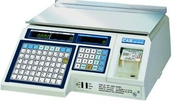 CAS LP-1000-Label Printing Scale Legal for Trade , 30 x 0.01 lb