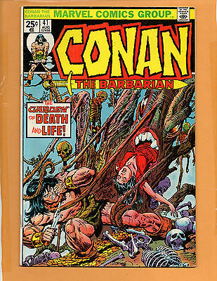 Conan The Barbarian # 41 VF+