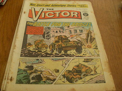 The Victor Comic 2 Issues No's 435/437 1969