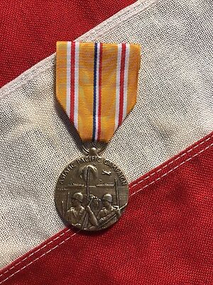 Elegant Asiatic Pacific Campaign Medal WW2 Mounted