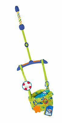 Baby Einstein Sea and Discover Door Jumper Green