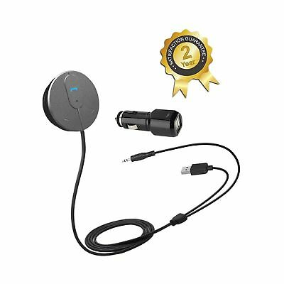 Besign Bluetooth 4.1 Car Kit Hands-Free Wireless Talking Music Streaming Dong...