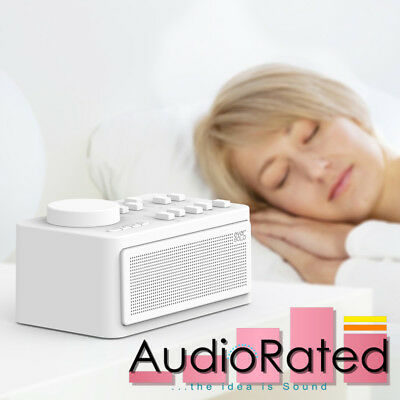 Zidoo Ever Solo Sleep Therapy Player - Bluetooth Support 10 Sound Effects AUX IN