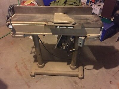 "Craftsman 6"" Jointer 3/4 Hp"