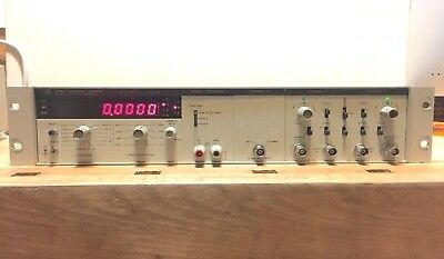 HP Agilent 5328A Universal Counter  Options 020, 030, 041