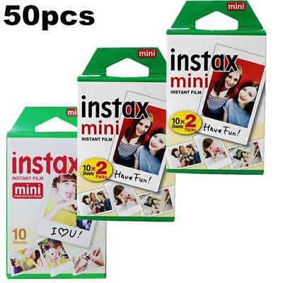 Mini 8/7S/ 25/70/ 90  Instant Imaging Film Photo Sheet Paper For Fujifilm Instax
