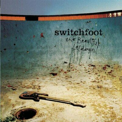 SWITCHFOOT - Beautiful Letdown The - SWITCHFOOT CD 88VG The Cheap Fast Free Post