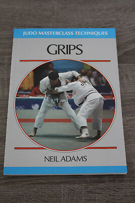 Grips - Neil Adams Judo Masterclass Techniques - very good