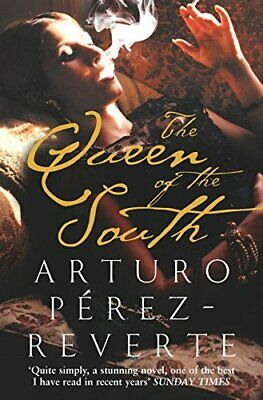The Queen of the South by Arturo Perez-Reverte Paperback Book The Fast Free