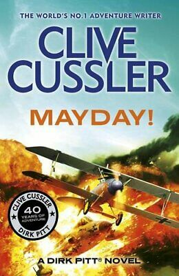 Mayday!: Dirk Pitt #1 by Cussler, Clive Book The Fast Free Shipping