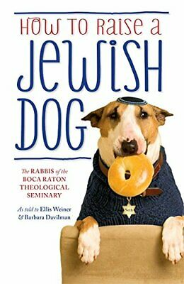 How To Raise A Jewish Dog by Davilman, Barbara Book The Fast Free Shipping