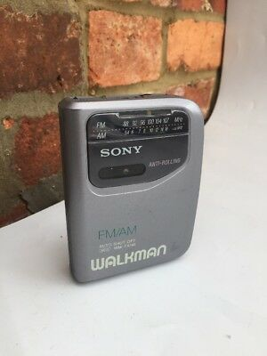 Sony, Walkman WM-FX141 [ Radio FM/AM Cassette Player ] Good Condition / Tested
