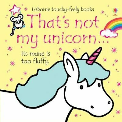 That's not my unicorn... by Fiona Watt Book The Cheap Fast Free Post