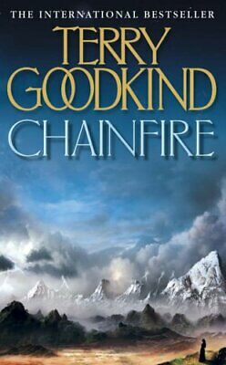 Chainfire (Sword of Truth 9) by Goodkind, Terry Paperback Book The Fast Free