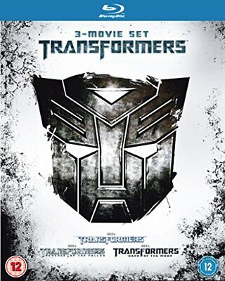 Transformers 3-Movie Set [Blu-ray] [Region Free] -  CD KAVG The Fast Free