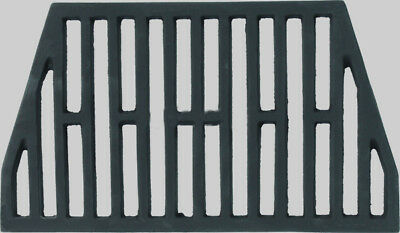 Replacement Fire Grate for 16 or 18 Inch Fire Back Tapered Grate Replacement