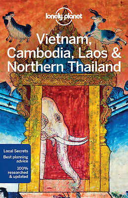 Lonely Planet Vietnam Cambodia Laos  Northern Thailand BRAND NEW 9781786570307