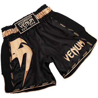 Venum Muay Thai Shorts Giant Mens Kickboxing All Colours XS-XXL New