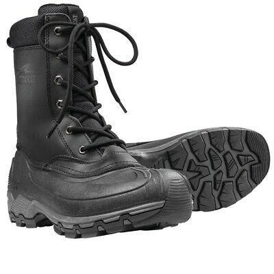 Arctic Cat Men's Expedition Leather Upper Thinsulate Boots Kamik Black 5262-55_