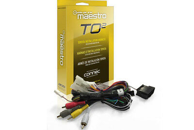 Maestro HRN-RR-TO2 Connect car stereo & keep controls for select Toyota Vehicles