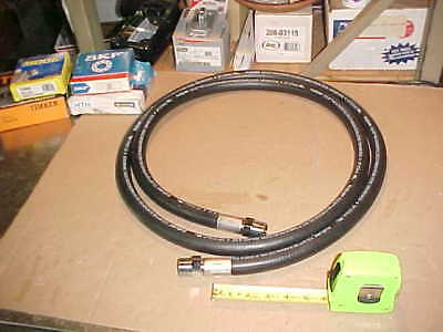 "Franklin Fuel Systems - FLHFR100900 Hose Assembly HW 5/8"" x 9' BLK Fixed (NEW)"